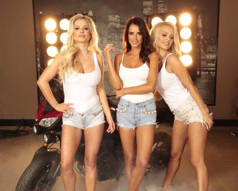 modelki w motoryzacji